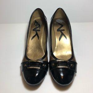 Anne Klein Shoes Womens  Peep Toe Wedges AK Sport